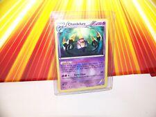 Pokemon Chandelure 101/99 Next Destinies Holo Pokemon Secret Rare Played