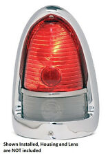 Dakota Digital 1955 Chevrolet Car LED Replacement Tail Lights Modules LAT-NR190