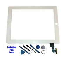 New iPad 2 Digitizer Touch Screen (White), fits 16Gb,32Gb,64Gb, WiFi & 3G models