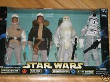 "4-Pack Star Wars Battle for Hoth 12"" figures (NEW)  *Brand New Original Package*"