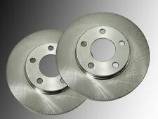 2 Brake Discs Rear ford E-150, E150 2004 - 2007