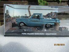 JAMES BOND CARS COLLECTION 076 FORD FALCON RANCHERO