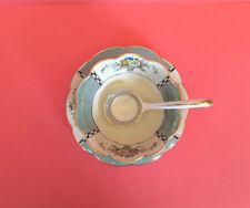 Noritake Porcelain Luster Sauce Bowl, Dish and Spoon