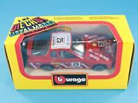 1:43 BBURAGO BURAGO DIE CAST METAL MODEL 4103 PORSCHE 924 TURBO [PE3-001]