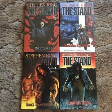 STEPHEN KING  THE STAND: HARDCASES + AMERICAN NIGHTMARES + CAPTAIN TRIPS + SOUL