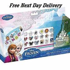Frozen Pulsera Joyas Conjunto de Regalo Elsa Anna Disney Reino Unido Stock De Navidad Regalo De Navidad