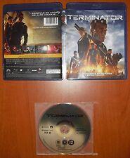 Terminator Génesis (Genisys) [Blu-Ray & Region Free] Arnold Schwarzenegger
