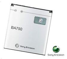 Original Sony ba750 ericsson batería -- XPERIA ARC ARC S lt15i lt18i -- nuevo