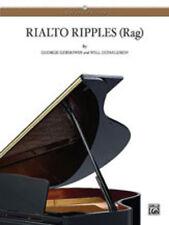 Rialto Ripples (Rag), Piano Solo, ALFRED - PS2142