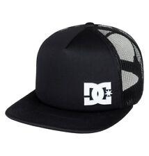 63ef5f3829b DC SHOES MADGLADS TRUCKER HAT SNAPBACK CAP BLACK