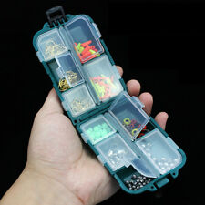 Ab_ 157Pcs Functional Bait Kit Versatile Fishing Tackle Lure Accessories Box Too
