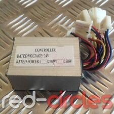 350w 36v 36 VOLT E-SCOOTER / ELECTRIC BIKE RELAY / CONTROL UNIT.