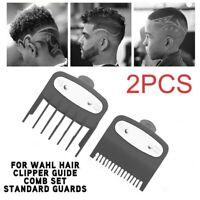 1X(2 PièCes SéRies Tondeuse à Cheveux Guide de Peigne Limite 1,5 Mm / 4,5 Mm a5x