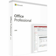 Microsoft Office 2019 Professional Plus - Versione Completa