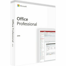 Microsoft Office 2019 Professional Plus - Versione Completa (CODICE ONLINE)