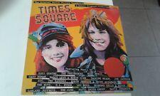 Times Square OST ISRAELI LP  SUZI QUATRO ruts XTC ramones THE CURE gary numan