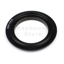 Camera Reversing Adapter For 46mm To Micro Four Thirds GX7 GH4 E-PL6 E-M5 E-M10