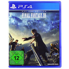 Sony Playstation PS4 Final Fantasy XV - Day One Edition USK12 deutsch