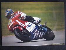Photo Fila Watches Honda NSR250 1999 #7 Stefano Perugini (ITA) Dutch TT Assen