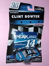 Clint Bowyer #14 PEAK Nascar Authentics 2019 Wave 4 Ford Mustang 17498