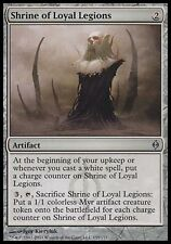 4x Shrine of Loyal Legions New Phyrexia MtG Magic Artifact Uncommon 4 x4 Card
