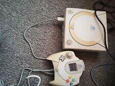 Sega dreamcast konsole+1 SPIEL(SONIC)