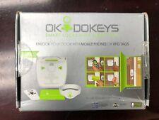 OKIDOKEYS Smart-Reader Enables Smart-Lock with Smart Keys