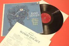 LM 2059 Puccini Manon Lescaut Albanese Bjoerling Merrill Perlea RCA VICTOR