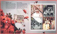 2003 Perfect Coronation Prestige Booklet Pane 2 - UM SG 2368b