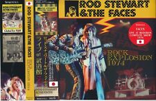 Rod Stewart & The Faces / LIVE - Budokan Hall, Tokyo 1974 / 2CD With OBI STRIP