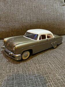 """Vintage Japan Tin Yonezawa Lincoln Toy Car 13"""""""