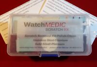 30pcs WatchMEDIC 2-1 Watch and Crystal Scratch Remover-Cell+Cape Cod Polish