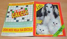 """VALLARDI - ALBUM FIGURINE """"CANI E GATTI"""" - 1986 -229/270 OTTIMO STATO"""