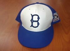 '47 MLB Brooklyn Dodgers Baseball Cooperstown Collection Fitted Hat 7 3/4