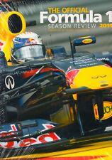 Official Formula 1 Season Review 2011 by Haynes (Hardback, 2011)