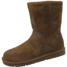 UGG Roslynn 1889 women's boots brown genuine leather/sheep skin Size 41