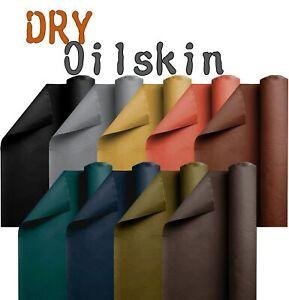 AKTION - Oilskin light Stoff Baumwolle - gewachste Baumwollstoff