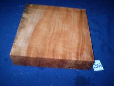 Apfel Apfelbaumholz Holz   Drechselholz  188 x 185 x 42 mm   Nr  316