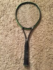 Prince Oversize Pro Comp Sport Widebody Racquet Ball Racquet,Black/Green, 4 3/8