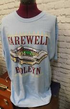 Farewell Boleyn Ground 1904 - 2016  XL Shirt West Ham United