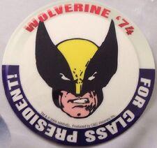 Wolverine '74 Sticker