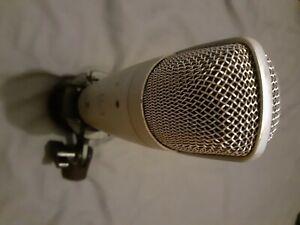 Behringer C-1 Professional Studio Condenser Microphone with anti shock mount
