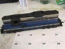 h o trains: very good running ATHEARN GP-9 B&O rbr bnd dr road diesel