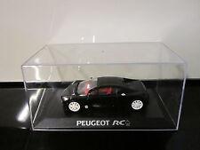 PEUGEOT RC PIQUE - ESC.-1/43 - CONCEPT CARS COLLECTION - ALTAYA
