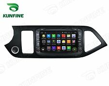 Android 5.1 Quad Core Car Stereo DVD Player GPS Navigation for Kia Picanto 2014