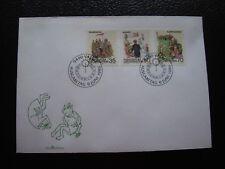 LIECHTENSTEIN - enveloppe 1er jour 9/6/1986 (B15)