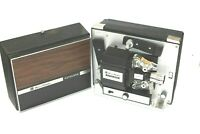 Bell & Howell Autoload Model 461A Super 8 Projector 461 - Works w/Lamp