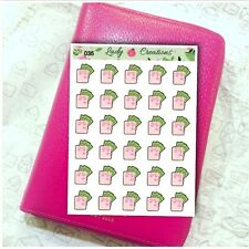 035 | Pay Day spending Wallet Purse HOMEMADE Planner Stickers Lady B Creations
