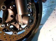 Honda CB 600 HORNET AB 2005 Vordergabel Achse Gleitschutz Spulen S3A