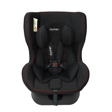 Black Shadow Parker Baby Child Car Seat group 0/1 Age 4-12 Booster Seat